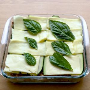 Receta de lasagna casera
